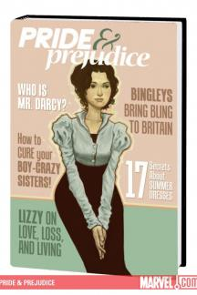 Pride & Prejudice (Hardcover)