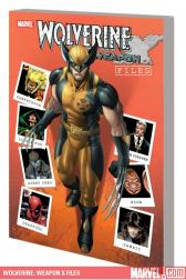 Wolverine: Weapon X Files (Trade Paperback)