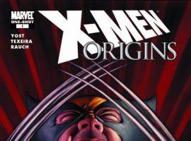 X-MEN ORIGINS: WOLVERINE ONE-SHOT
