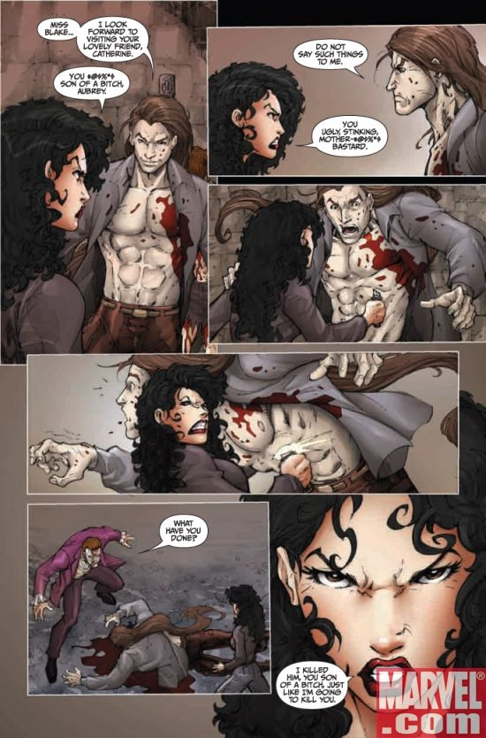 ANITA BLAKE, VAMPIRE HUNTER: GUILTY PLEASURES #10, page 4