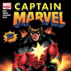 Captain Marvel Returns To Action