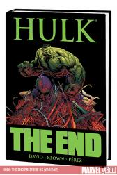 Hulk: The End Premiere (Hardcover)