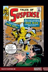 Tales of Suspense #42 
