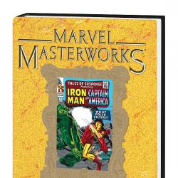 MARVEL MASTERWORKS: THE INVINCIBLE IRON MAN VOL.3 VARIANT COVER