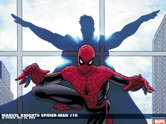 Marvel Knights Spider-Man (2004) #15 Wallpaper
