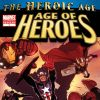Age of Heroes (2010) #1 (2ND PRINTING VARIANT)