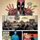 DEADPOOL: WADE WILSON'S WAR #2 preview art by Jason Pearson
