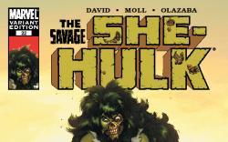 SHE-HULK #22