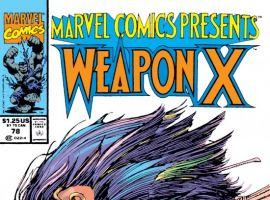 Marvel Comics Presents #78