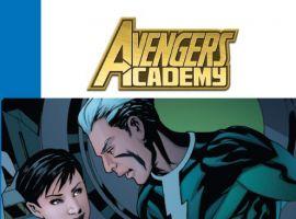 Avengers Academy #3  recap page