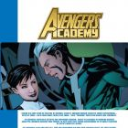 Avengers Academy #3  recap page