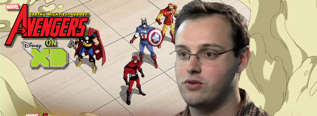 The Avengers: Earth's Mightiest Heroes! Supervising Producer Joshua Fine