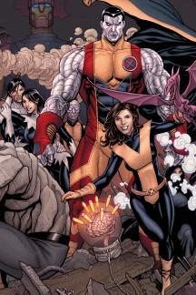 X-Men: Schism (2011) #3 (Cho Variant)