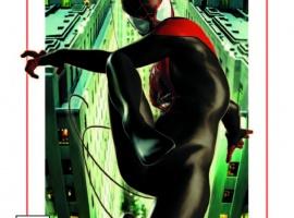 ULTIMATE COMICS SPIDER-MAN 2 2ND PRINTING VARIANT