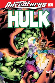 Marvel Adventures Hulk (2007) #5
