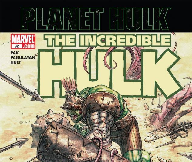 Incredible Hulk (1999) #92