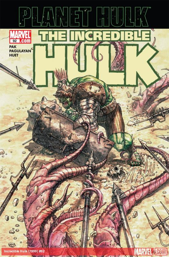 Incredible Hulk (1999) #92