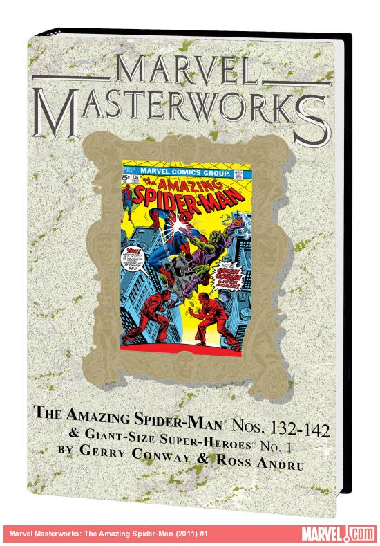 MARVEL MASTERWORKS: THE AMAZING SPIDER-MAN VOL. 14 HC VARIANT (DM ONLY)