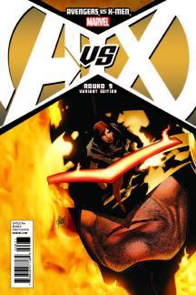 Avengers Vs. X-Men (2012) #9 (Kubert Variant)