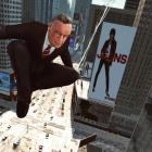Screenshot of Stan Lee from the Stan Lee Adventure Pack in The Amazing Spider-Man video game