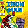 Iron Man (1968) #209 Cover