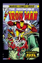 Iron Man #110 