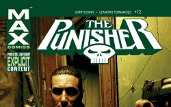 Punisher (2004) #12 Cover