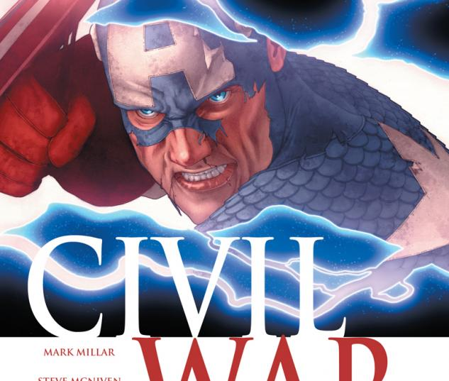 Cover: Civil War (2006) #3