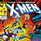 Uncanny X-Men (1963) #238 Cover
