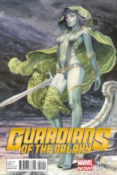 Guardians of the Galaxy #1  (Manara Variant)