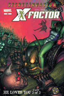 X-Factor (2005) #34