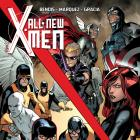 ALL-NEW X-MEN 8 2ND PRINTING VARIANT (NOW, WITH DIGITAL CODE)