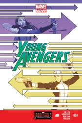 Young Avengers #4 