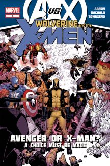 Wolverine & the X-Men #9