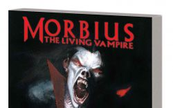 Morbius: The Living Vampire (2013) #10 Cover