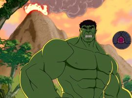 Hulk travels to the Savage Land in Marvel's Hulk and the Agents of S.M.A.S.H.