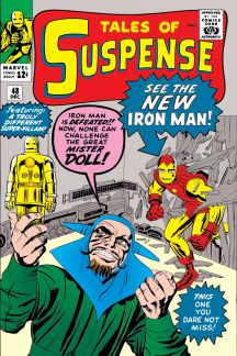 Tales of Suspense (1959) #48