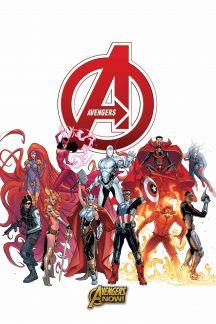 Avengers Now! #1