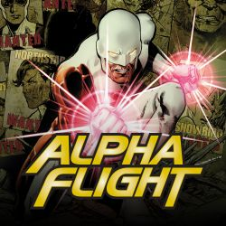 Alpha Flight (2011 - 2012)