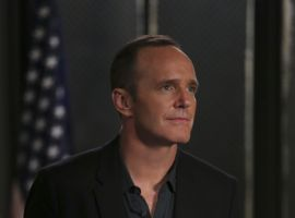 Clark Gregg stars as Director Phil Coulson in Marvel's Agents of S.H.I.E.L.D.