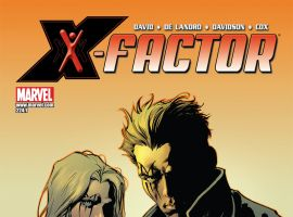 X-Factor (2005) #224.1 Cover