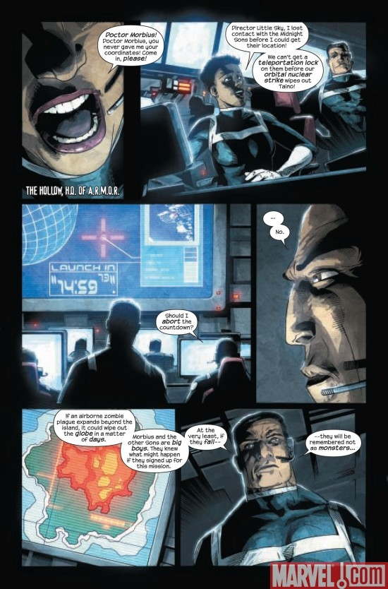 MARVEL ZOMBIES 4 #4, page 2