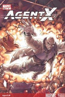 Agent X #9
