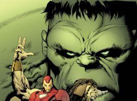 World War Hulk: Aftersmash Cover