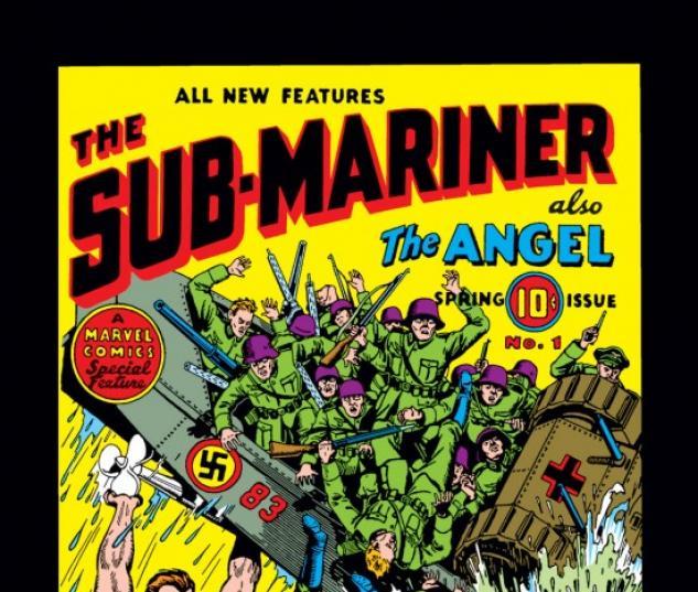 Sub-Mariner Comics (1941) #1