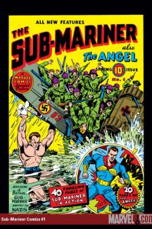 Sub-Mariner Comics (1941) #1