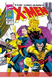 Uncanny X-Men #257 