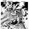 S.H.I.E.L.D. #3 black and white preview art by Dustin Weaver 3