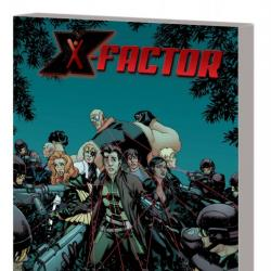 X-Factor: Second Coming (Hardcover)