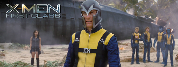 4 New X-Men: First Class Clips & TV Spot